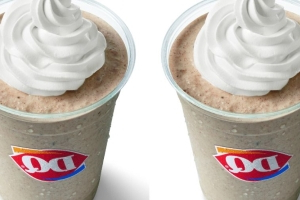 Dairy Queen's New Cinnamon Roll Milkshake Is The Perfect Way To Ease Into Fall