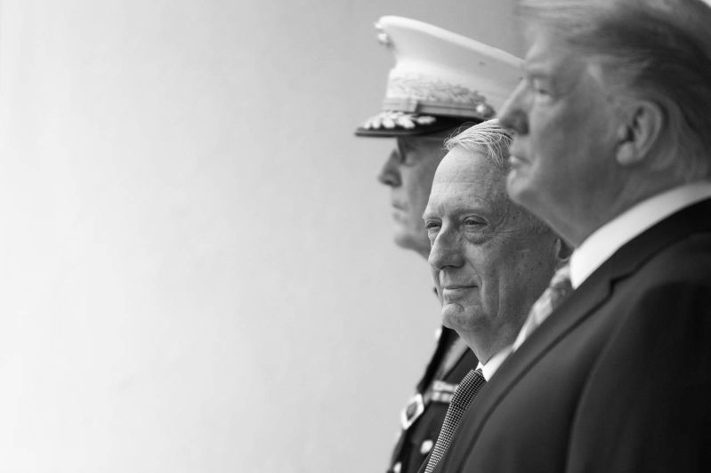 Jim Mattis: Duty, Democracy and the Threat of Tribalism