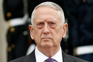Mattis swipes at Trump, warns of 'storm clouds gathering' amid fractured alliances