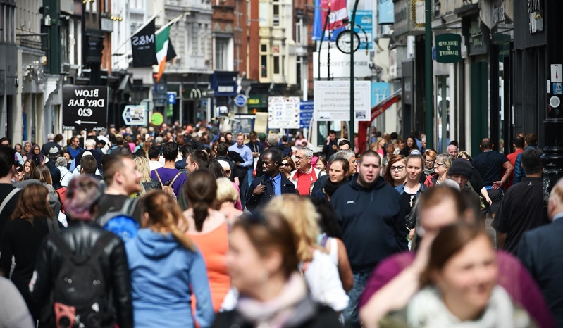 Population of Ireland now approaching 5 million according to new figures