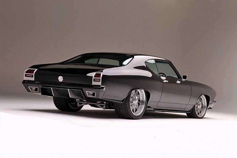 This Stunning '69 Chevelle is the Stuff Dreams Are Made of