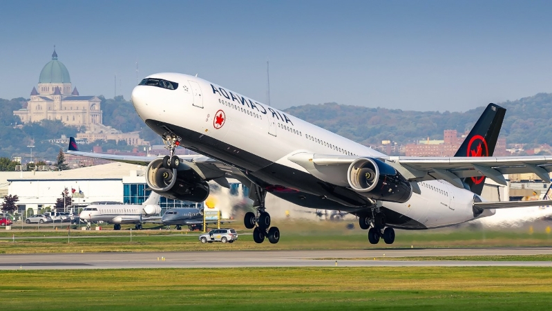 Travel: Airbus Express? Air Canada To Try Nonstop Flights