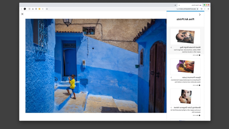 Tech & Science: Flickr now sells photo prints directly