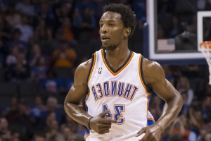 Former second overall pick Hasheem Thabeet working out for Knicks
