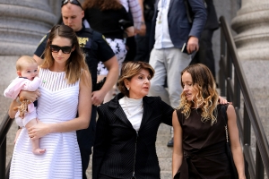 Jeffrey Epstein's accusers met with feds after emotional testimony