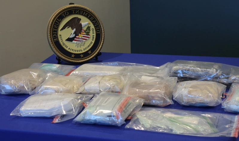 Crime: Huge haul of heroin, fake oxycodone pills in Delaware