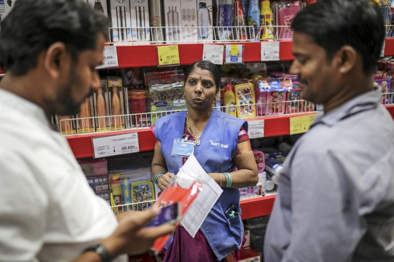 India's Spending Spree Slows as Debt Problems Become More Widespread