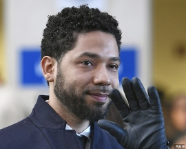 Empire reveals it's written Jussie Smollett out of the show with plot line that involves him NEVER returning from his honeymoon... seven months after his bizarre 'hate crime' took place