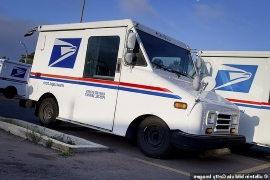 US News: Active shooter driving in stolen US mail truck