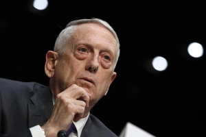Mattis rules out run for president: 'Like a five-year jail sentence'