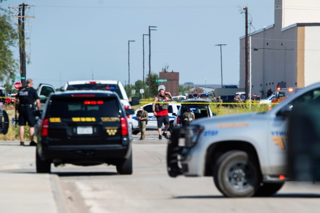 Odessa, Texas shooting: Toddler victim flown to hospital in Lubbock