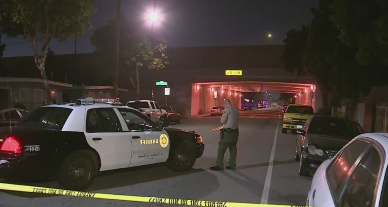 Crime: 2 Arrested After Wild Chase, Deputy-Involved Shooting