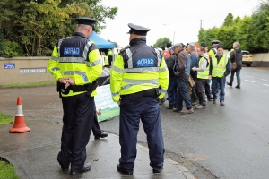 Beef farmers' protest in Cavan sees man arrested and another man taken to hospital