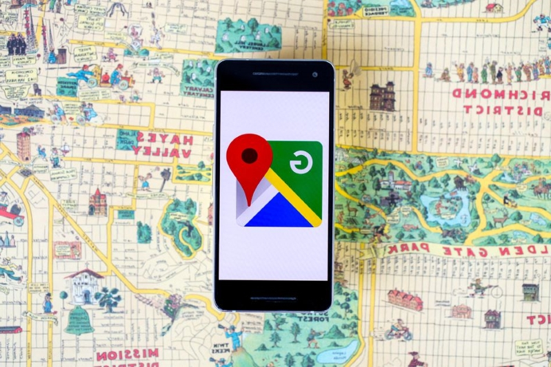 Technology: Google Maps now makes it easier to get to your