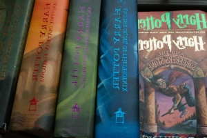 Harry Potter books removed from St. Edward Catholic School