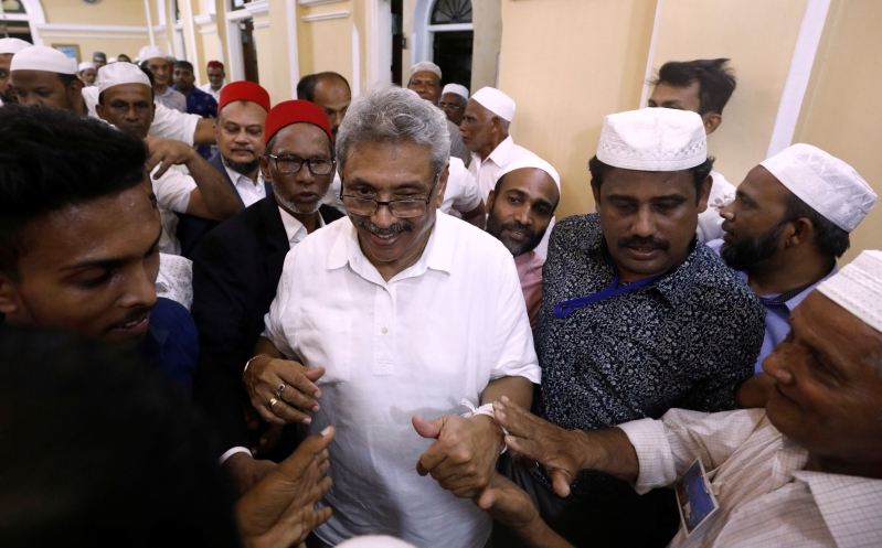 In Sri Lanka, a polarising politician reaches out to minorities but suspicion lingers