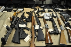 RCMP seize weapons, $750K worth of drugs from North Battleford home