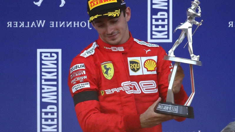 Sport: Why this was F1's saddest breakthrough win
