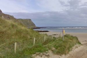 Beach in Co Donegal sealed off after discovery of 'possible suspect device'