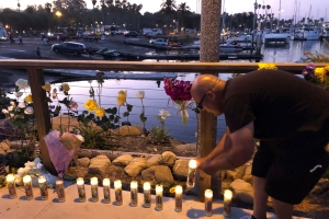 Boat Fire Victims Mourned As Rescue Operation Continues Off Ventura Coast