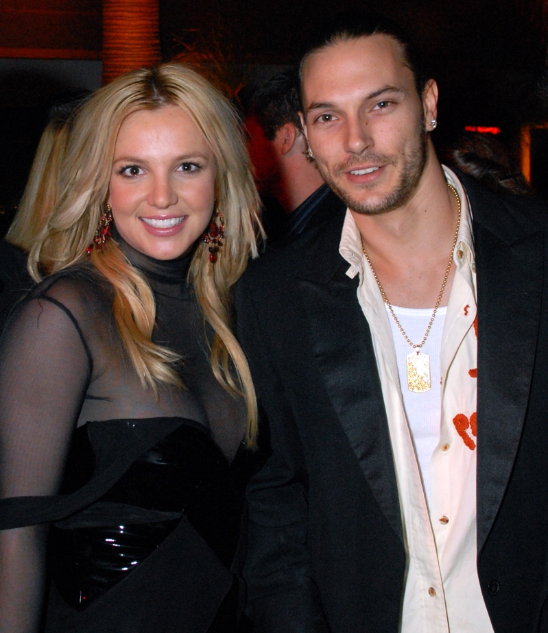 Britney Spears' ex husband Kevin Federline awarded 70 per cent custody of their two sons