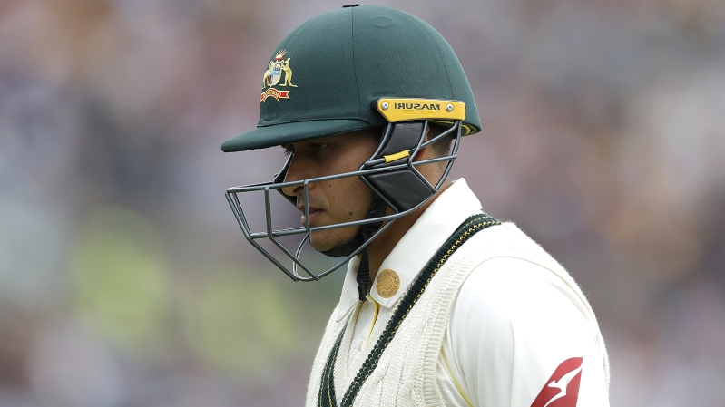 Khawaja dropped for fourth Ashes Test, Pattinson also left out