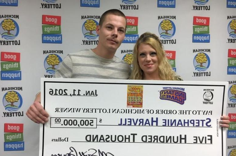 Crime: Michigan Lottery Winners Caught In A String Of