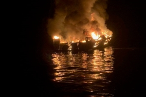 California boat fire: What happened after