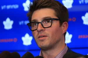 Dubas 'hopeful' Marner will sign ahead of training camp