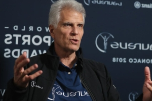 Mark Spitz diagnosed with heart condition