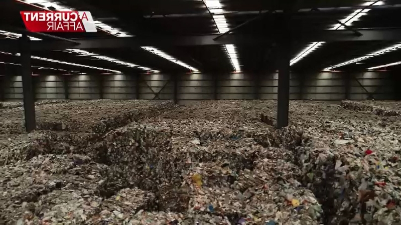 Shocking footage shows reality of Australia's waste crisis