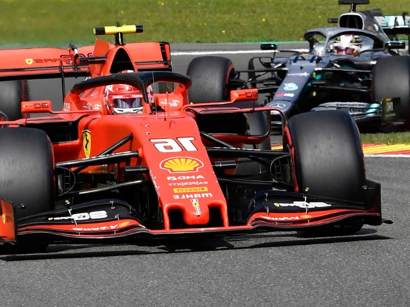 Will Ferrari outpower Mercedes again?