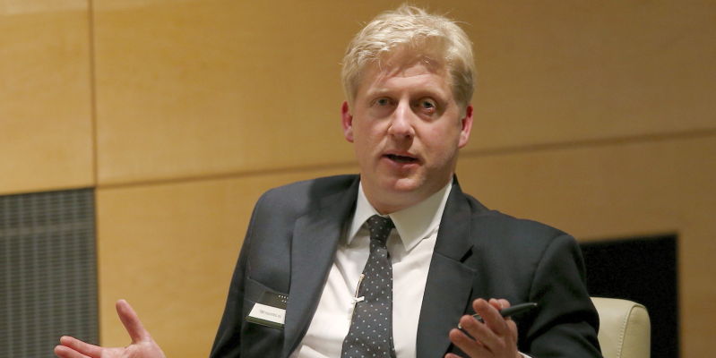 Boris Johnson's own brother dramatically quit as an MP and government minister, accusing him of trashing the national interest