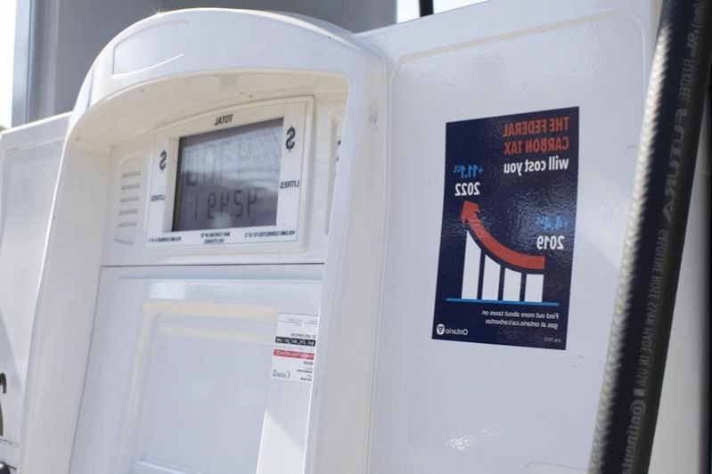 Canada: Lawsuit says illegal to force gas stations to paste