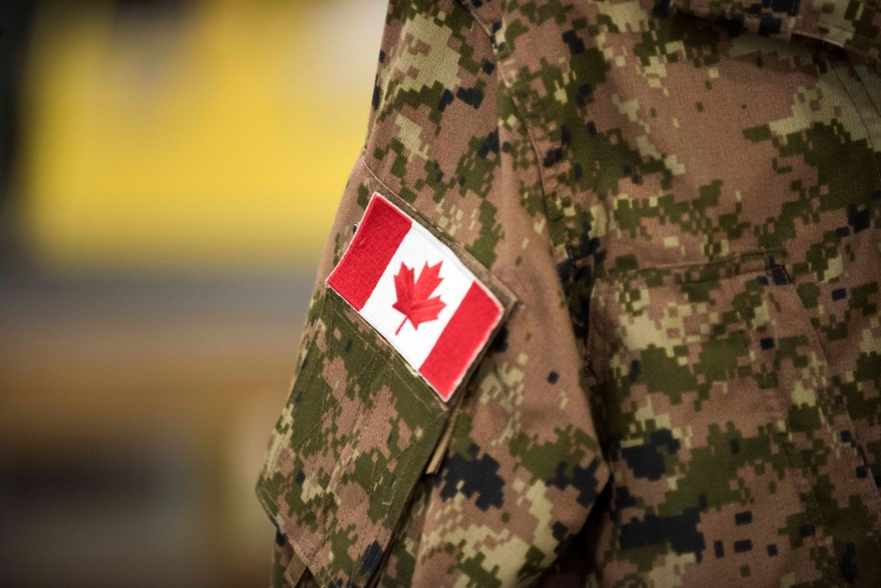 Canada: Petawawa soldiers to test new camouflage for
