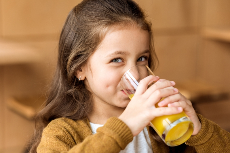 Should I Give My Child Juice? Here's What Experts Say