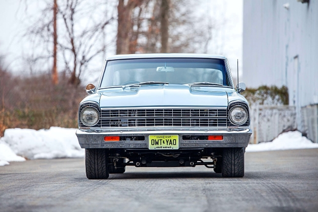 Classics: This 1967 Nova is the Epitome of a Pro Touring