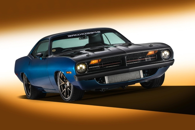 Before the Crash: Kevin Hart's 1970 'Cuda