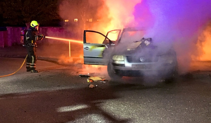 Busy night for Cork firefighters over dangerous car and waste fires