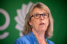 Elizabeth May accuses NDP of using 'strong-arm tactics' to force defectors back into the fold