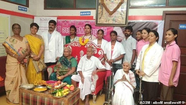 World: Indian woman, 74, is thought to be the world's oldest