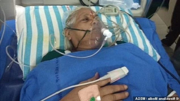 US News: Indian woman, 74, is thought to be the world's