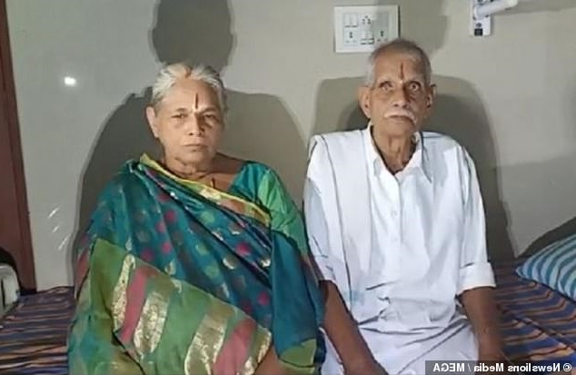 Indian woman, 74, is thought to be the world's oldest mother after giving birth to twins following IVF to end her six decade-long wait to start a family