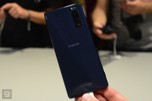 Sony's Xperia 5 isn't the triumphant return of the compact flagship