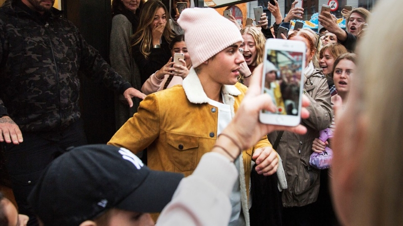 Entertainment: The Real Message Behind Justin Bieber's Drug