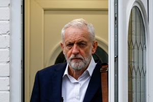 UK Labour leader to discuss election and Brexit tactics with allies