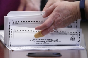 Maine to allow ranked votes in general presidential election