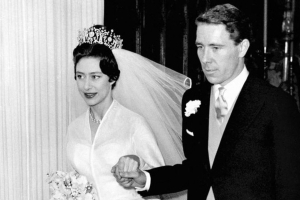 Princess Margaret's scandalous affair with a younger man