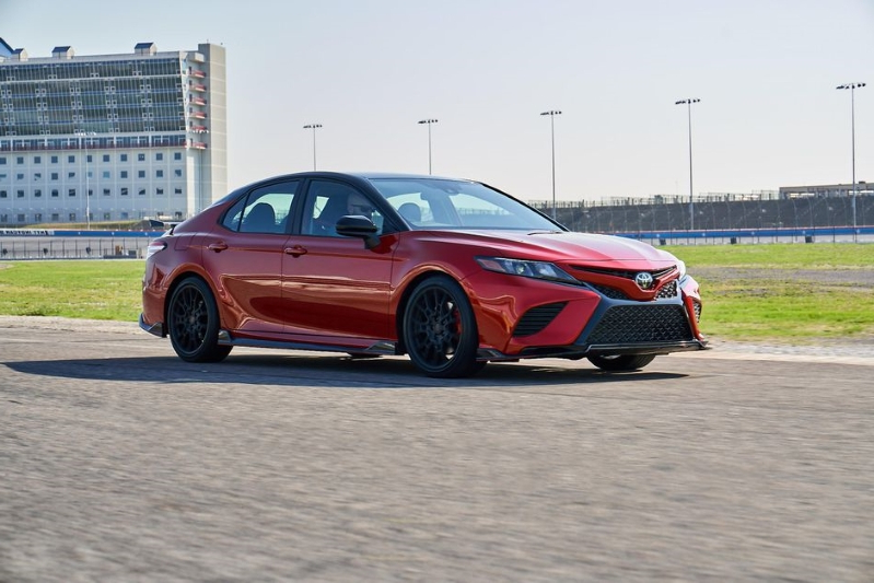 News: 2020 Toyota Camry and Avalon TRD first drive review