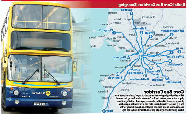 Bus Connects: How Dublin's radical transport plan pits commuters against communities